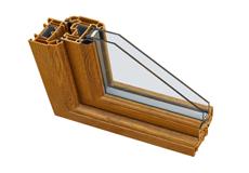 Double Pane Window